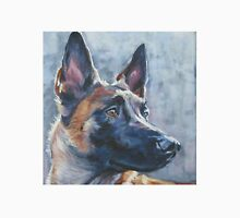 Belgian Malinois Fine Art Painting T-Shirt