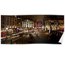 Trafalgar Square - London Poster