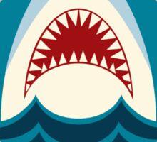 Amity Island Coffee (JAWS) - Starbucks Sticker