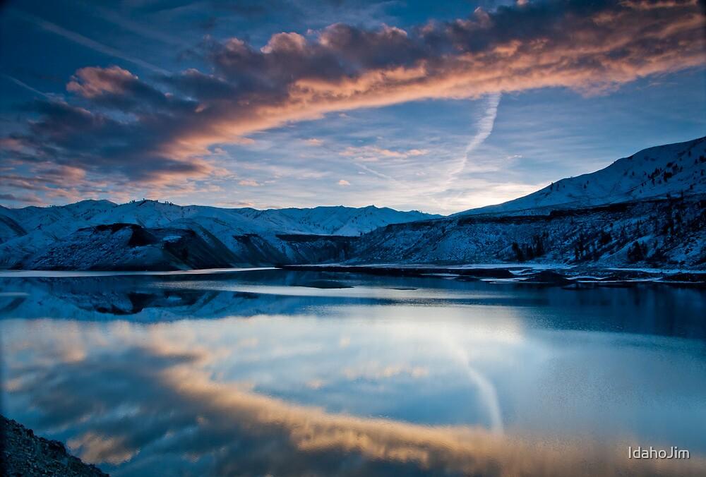 Cresent Sunrise by IdahoJim