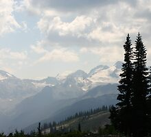 Whistler Blackcomb BC Canada by Rob Nunn