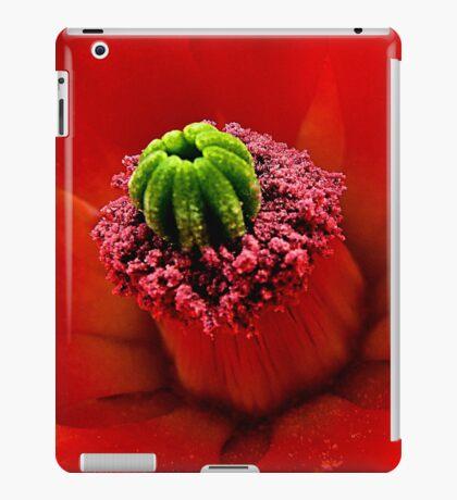 Intense Red iPad Case/Skin