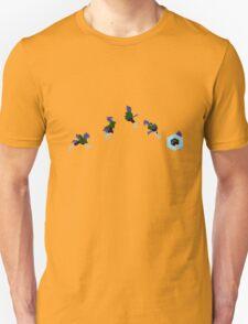 Falco Shine Pillar Green T-Shirt
