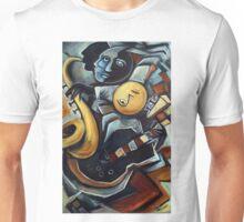 Indigo Blues Unisex T-Shirt