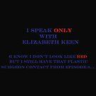Elizabeth Keen & Surgeon  by CreativeEm