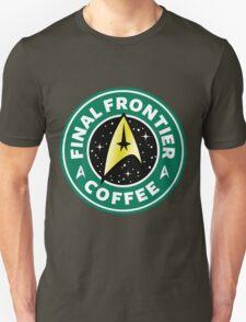 Final Frontier Coffee (Star Trek) - Starbucks Unisex T-Shirt