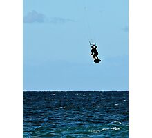 Hang Time Photographic Print