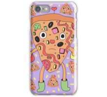 pizza party pastel sauce iPhone Case/Skin