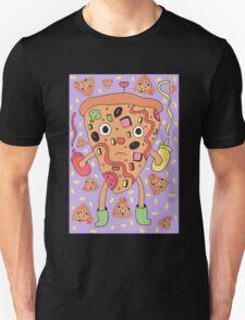 pizza party pastel sauce Unisex T-Shirt