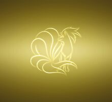Patronus 038 Ninetales by Senzune