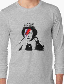 Reine Elizabeth Bansky Long Sleeve T-Shirt