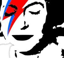 Reine Elizabeth Bansky Sticker