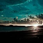 The Beach: On Explore Jan 8,2011, 3 Featured Works: Offered different size. by Kornrawiee