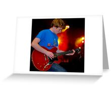 Red!... The New Blue! Greeting Card
