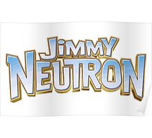 Jimmy Neutron Poster