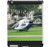 Kent Air Ambulance, England iPad Case/Skin