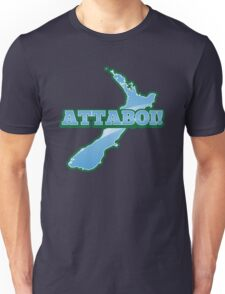 ATTABOI! Kiwi New Zealand funny saying Bro Unisex T-Shirt