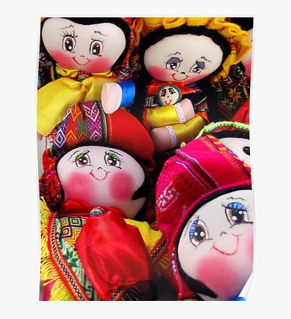 Fair Trade Dolls Poster