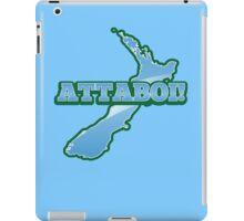 ATTABOI! Kiwi New Zealand funny saying Bro iPad Case/Skin