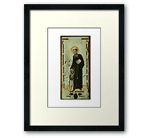 Saint Giles Framed Print