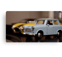 Trabant 601 Model Canvas Print
