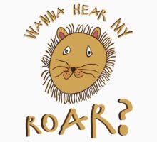Wanna Hear My Roar? Kids Clothes