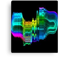 The Lorenz Motor of the Future!!! Canvas Print
