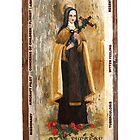 "Saint Therese of Lisieux by Sher   ""ESSA"" Chappell"