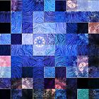 Blue Mosaic by Robert Burns