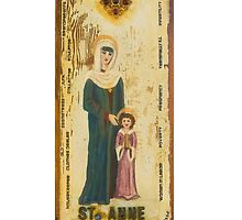 "Saint Anne by Sher   ""ESSA"" Chappell"