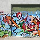 Wall Art-Nice Graffiti! by DAdeSimone