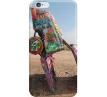 Cadillac Ranch Car iPhone Case/Skin