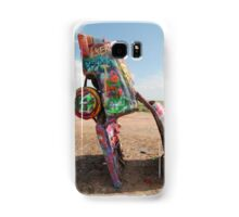 Cadillac Ranch Car Samsung Galaxy Case/Skin