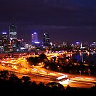 Perth, Western Australia by Cindy Ritchie