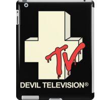 Devil Television iPad Case/Skin