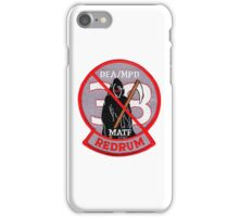 DEA MPD Task Force iPhone Case/Skin