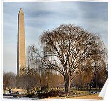 D.C. Vantage Point Poster