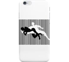 Mixed Martial Arts Kneebar 2  iPhone Case/Skin