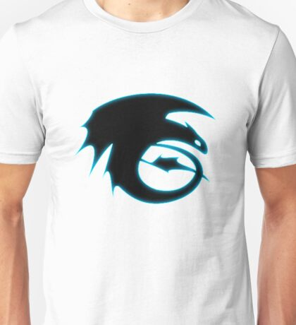 How to train your dragon - Toothless Symbol Unisex T-Shirt