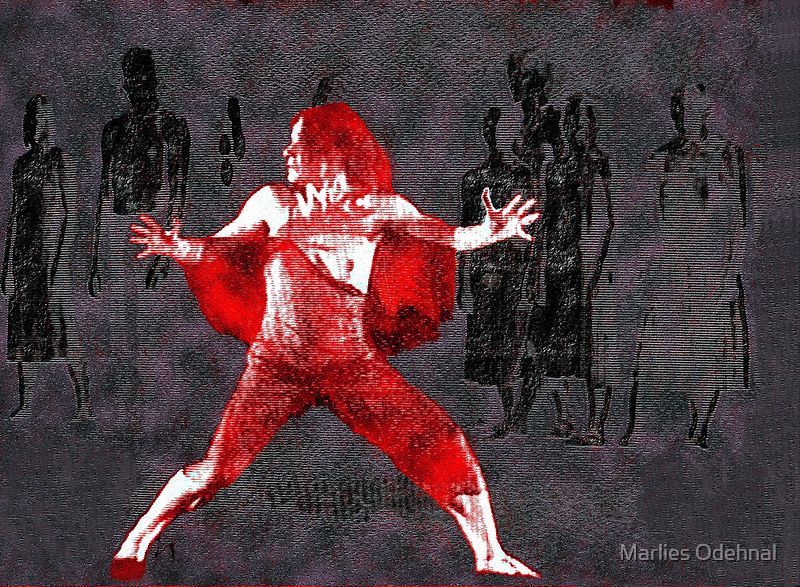 Le sacre du printemps by Pina Bausch by Marlies Odehnal