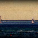Sailing by Monica M. Scanlan