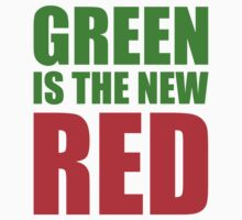 Green is the New Red by Rob Colvin