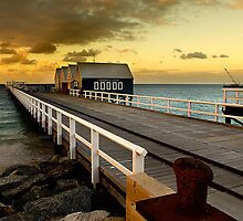 Busselton Jetty by John Pitman