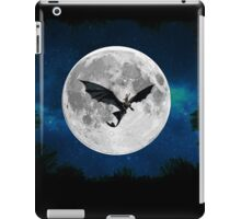 How to train your dragon - Night flight iPad Case/Skin