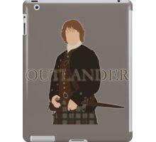Jamie Fraser III - Outlander iPad Case/Skin