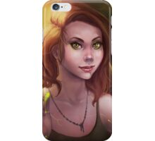 Cyberpunk Portrait iPhone Case/Skin