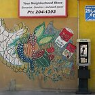 Wall Art at the Neighborhood Market by DAdeSimone