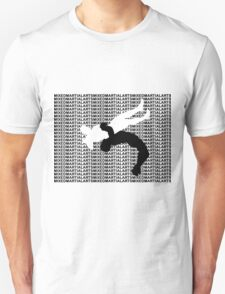 Mixed Martial Arts Freestyle Wrestling Suplex MMA  T-Shirt