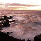 Oahu Sunrise by Aaron Baker