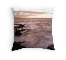 Oahu Sunrise Throw Pillow
